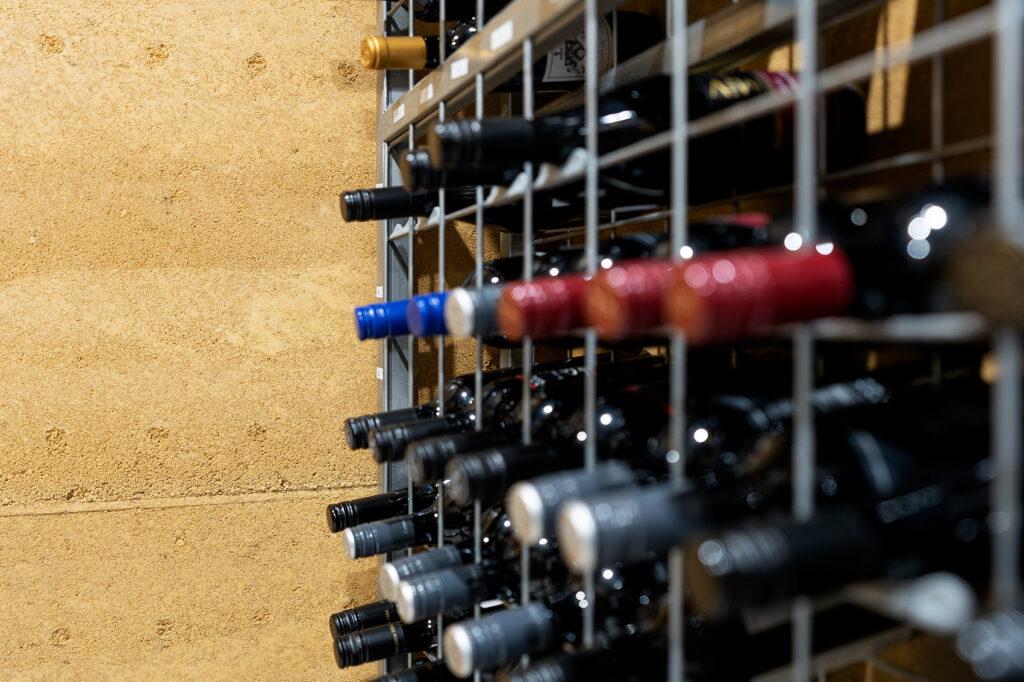 rammed-earth-texture-wine-cellar