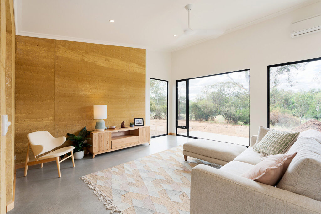 internal-rammed-earth-minimalist-living-room